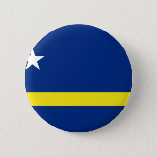 Low Cost! Curacao Flag 6 Cm Round Badge