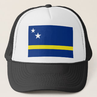 Low Cost! Curacao Flag Trucker Hat