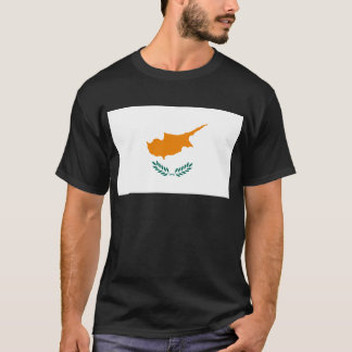 Low Cost! Cyprus Flag T-Shirt