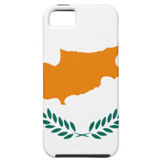 Low Cost! Cyprus Flag Tough iPhone 5 Case