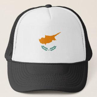 Low Cost! Cyprus Flag Trucker Hat