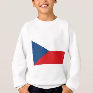 Low Cost! Czech Republic Flag Sweatshirt