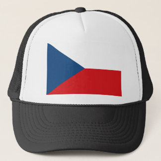 Low Cost! Czech Republic Flag Trucker Hat