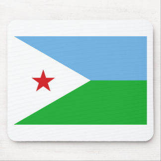 Low Cost! Djibouti Flag Mouse Pad