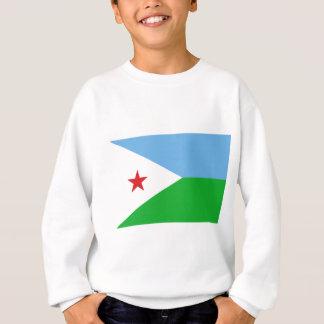 Low Cost! Djibouti Flag Sweatshirt