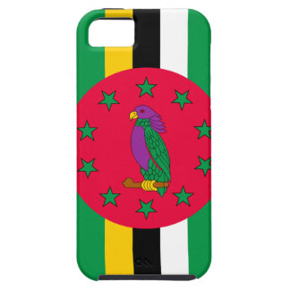 Low Cost! Dominica Flag Case For The iPhone 5