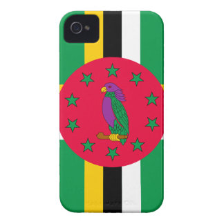 Low Cost! Dominica Flag Case-Mate iPhone 4 Cases