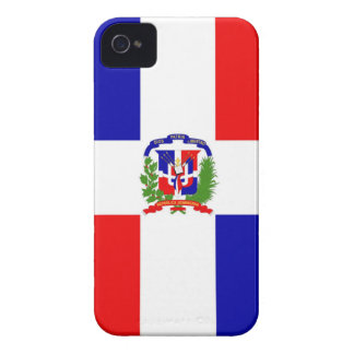 Low Cost! Dominican Republic Case-Mate iPhone 4 Cases