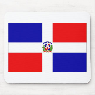 Low Cost! Dominican Republic Mouse Pad