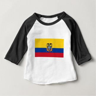 Low Cost! Ecuador Flag Baby T-Shirt