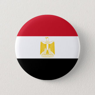 Low Cost! Egypt Flag 6 Cm Round Badge