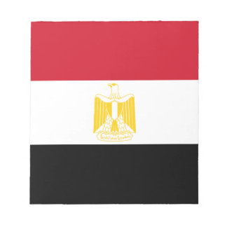 Low Cost! Egypt Flag Notepad