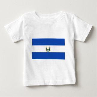 Low Cost! El Salvador Flag Baby T-Shirt