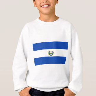 Low Cost! El Salvador Flag Sweatshirt
