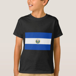 Low Cost! El Salvador Flag T-Shirt