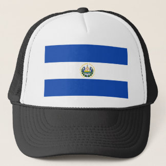 Low Cost! El Salvador Flag Trucker Hat