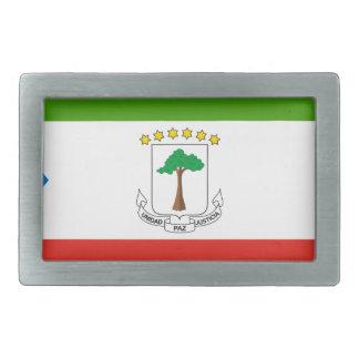 Low Cost! Equatorial Guinea Flag Rectangular Belt Buckles