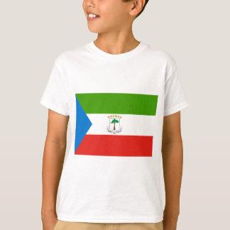 Low Cost! Equatorial Guinea Flag T-Shirt