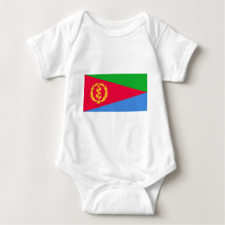 Low Cost! Eritrea Flag Baby Bodysuit