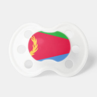 Low Cost! Eritrea Flag Baby Pacifiers