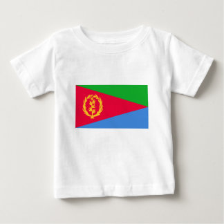 Low Cost! Eritrea Flag Baby T-Shirt