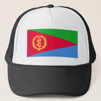 Low Cost! Eritrea Flag Trucker Hat