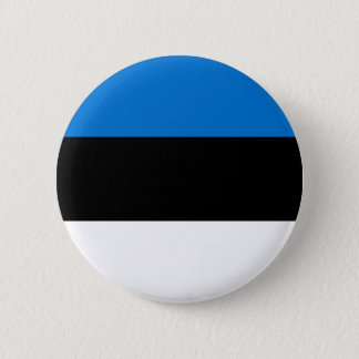Low Cost! Estonia Flag 6 Cm Round Badge