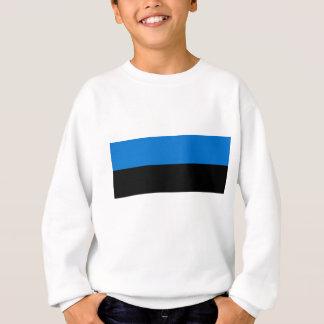 Low Cost! Estonia Flag Sweatshirt