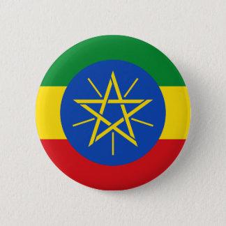 Low Cost! Ethiopia Flag 6 Cm Round Badge