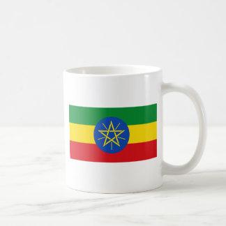 Low Cost! Ethiopia Flag Coffee Mug