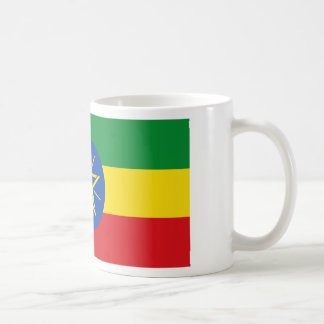Low Cost! Ethiopia Flag Coffee Mug