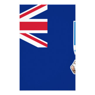 Low Cost! Falkland Islands Flag Stationery