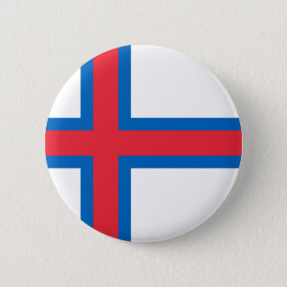 Low Cost! Faroe Islands Flag 6 Cm Round Badge