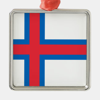Low Cost! Faroe Islands Flag Metal Ornament