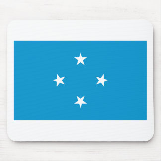 Low Cost! Federated States of Micronesia Flag Mouse Pad