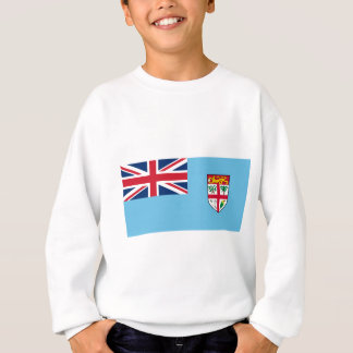 Low Cost! Fiji Flag Sweatshirt