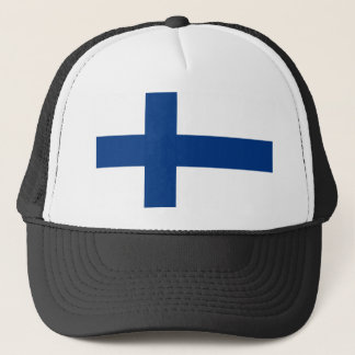 Low Cost! Finland Flag Trucker Hat