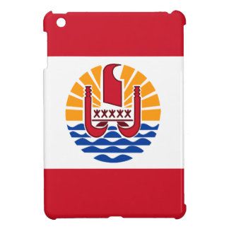 Low Cost! French Polynesia Flag iPad Mini Case