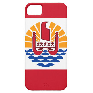 Low Cost! French Polynesia Flag iPhone 5 Covers