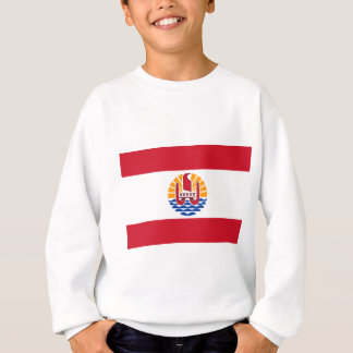 Low Cost! French Polynesia Flag Sweatshirt