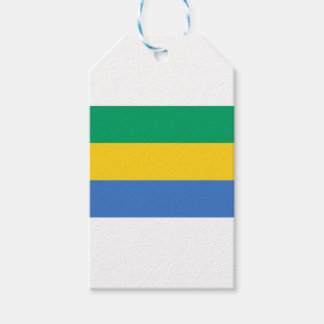Low Cost! Gabon Flag Gift Tags