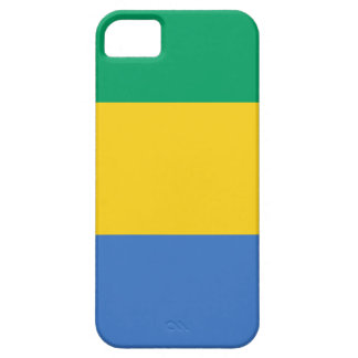 Low Cost! Gabon Flag iPhone 5 Case