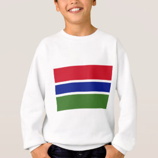 Low Cost! Gambia Flag Sweatshirt
