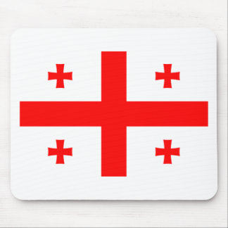 Low Cost! Georgia Flag Mouse Pad