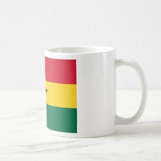 Low Cost! Ghana Flag Coffee Mug