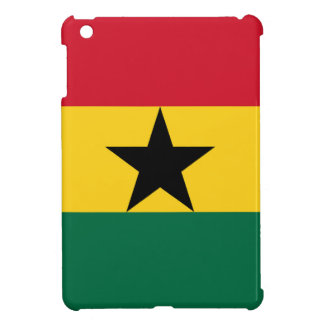 Low Cost! Ghana Flag iPad Mini Covers
