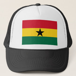Low Cost! Ghana Flag Trucker Hat