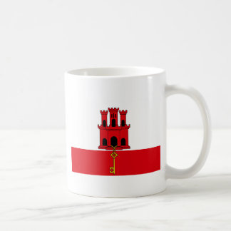 Low Cost! Gibraltar Flag Coffee Mug