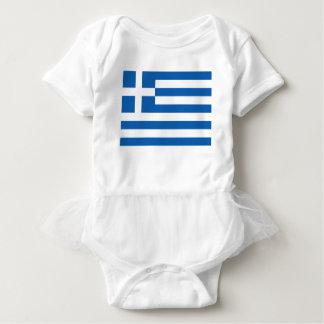 Low Cost! Greece Flag Baby Bodysuit