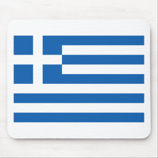 Low Cost! Greece Flag Mouse Pad
